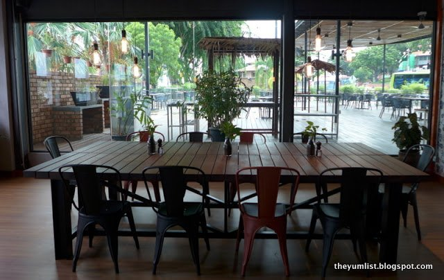 Halia Inc., Riverside Restaurant-Cafe, Malacca