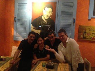 Chez Marco Mediterranean Restaurant, Chiang Mai, Thailand