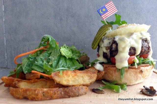 Nosh, July August, Ramadhan, Bangsar, Malaysian food, art food, best cafe in Bangsar