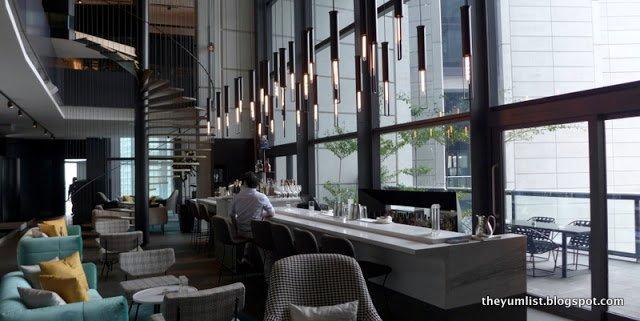 Claret, Troika Sky Dining, Kuala Lumpur City Centre, Malaysia