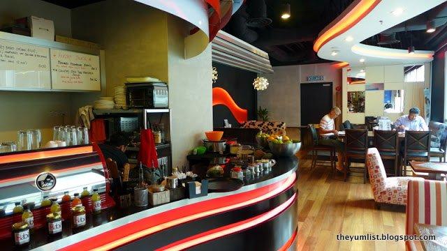 The Daily Habit, New Breakfast Menu, Bangsar Shopping Centre, Kuala Lumpur, Malaysia