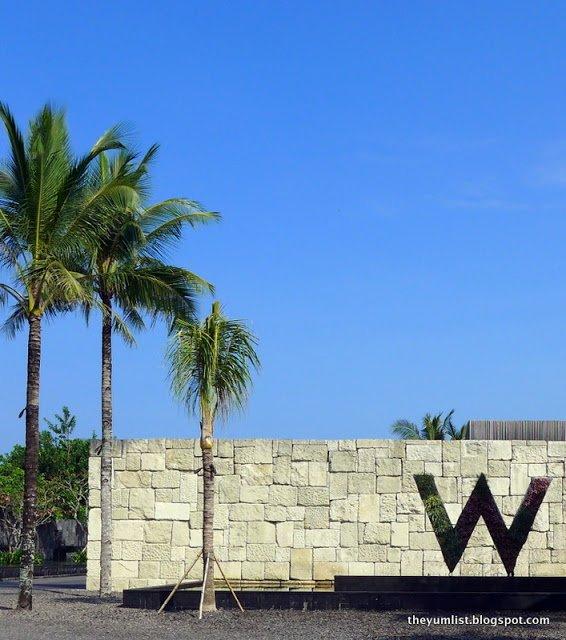 W, Retreat and Spa, Seminyak, Bali, Indonesia