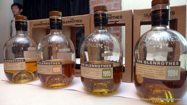 Glenrothes Whisky Tasting, Whisky Bar, Changkat Bukit Bintang, Kuala Lumpur, Malaysia