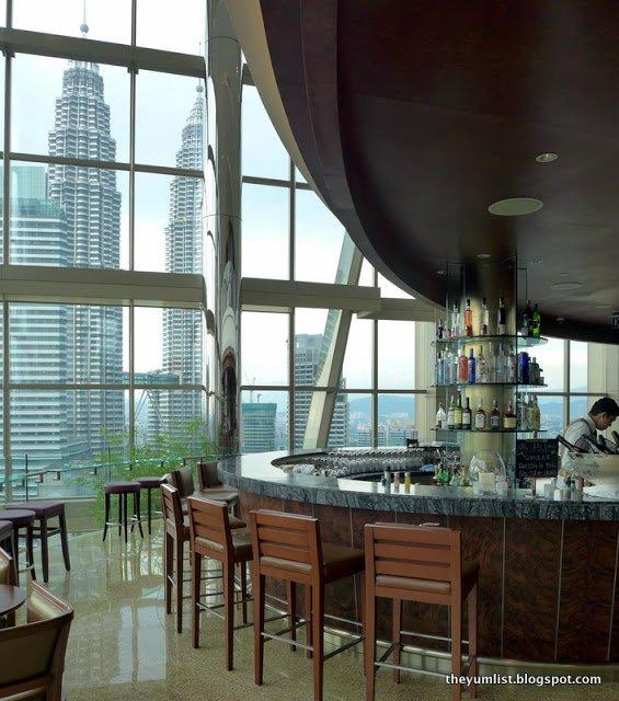Grand Hyatt Kuala Lumpur Wine Bar, Kuala Lumpur City Centre, Malaysia