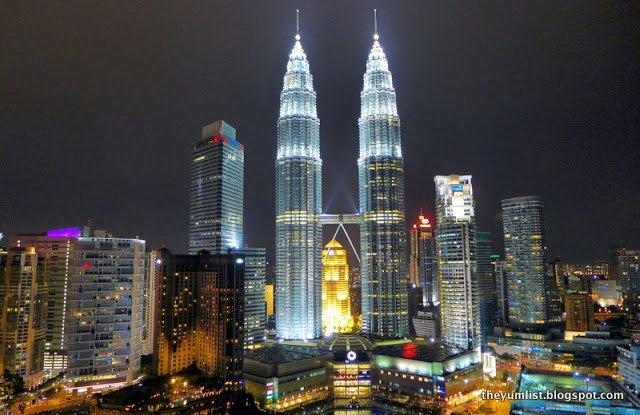 SkyBar, Traders Hotel, Kuala Lumpur City Centre, Malaysia