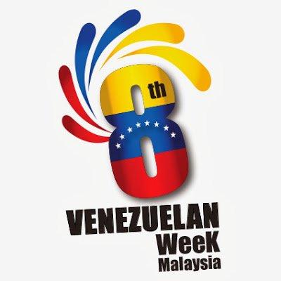 8th Venezuelan Week in Malaysia – Gastronomy, Music, Art and Fiesta!