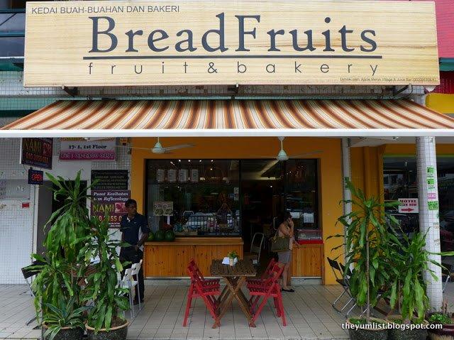 BreadFruits, Fruits and Bakery, Desa Sri Hartamas, Kuala Lumpur, Malaysia