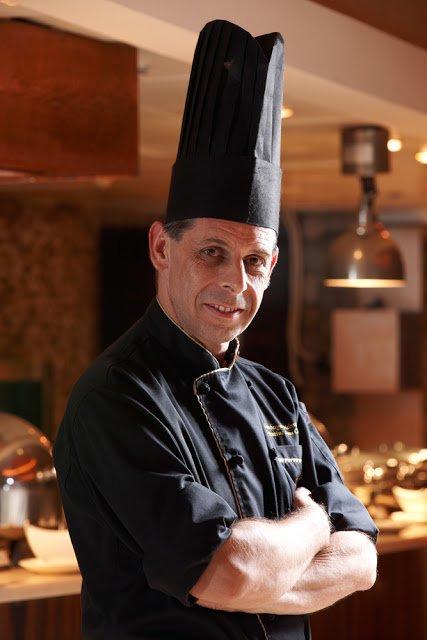 Interview with Chef Helmut Lamberg, Impiana Hotel, Kuala Lumpur, Malaysia