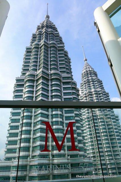 Marini's on 57, Third Tower, KLCC, Kuala Lumpur, Malaysia
