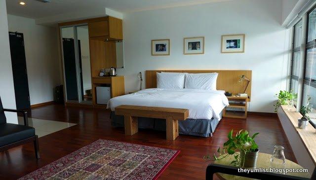 Quayside Hotel, Melaka, Malacca, accommodation