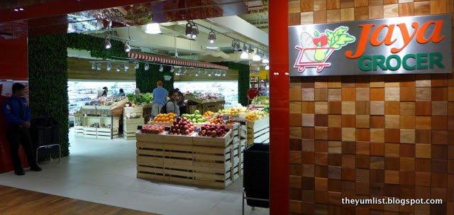 Jaya Grocer, The Intermark, Kuala Lumpur, Malaysia