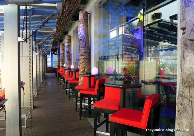 Mai Bar, Aloft, KL Sentral, Kuala Lumpur