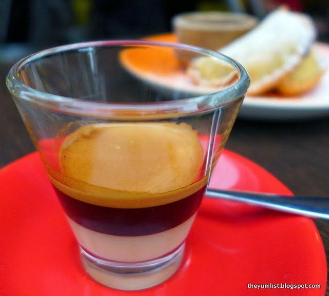 La Boca Cafe, Latin Food and Coffee, KL Life Centre,