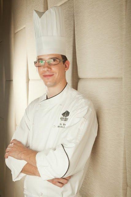 Interview with Chef Reto Weber, Mandarin Oriental Grill, Kuala Lumpur, Malaysia