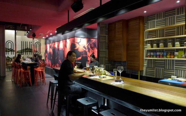 OHLA Tapas and Cocktails, The Intermark, Kuala Lumpur, Malaysia
