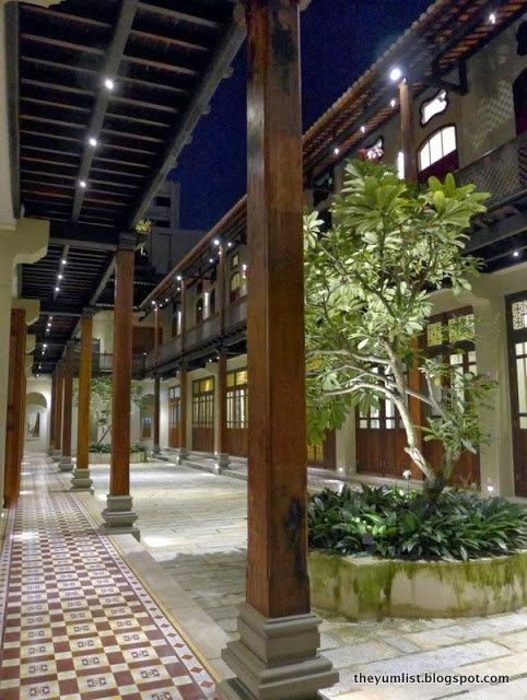 Seven Terraces, Georgetown, Penang