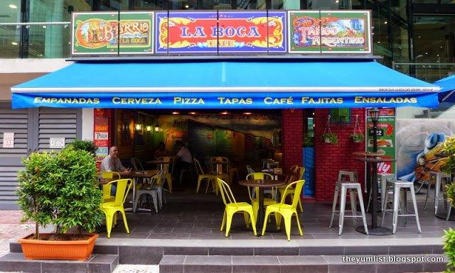 La Boca Cafe, Latin Food and Coffee, KL Life Centre