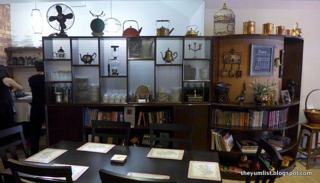 Miss Ellie Tea House, Melawati,