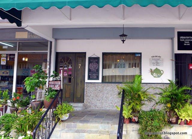 Miss Ellie Tea House, Melawati, Kuala Lumpur, Malaysia