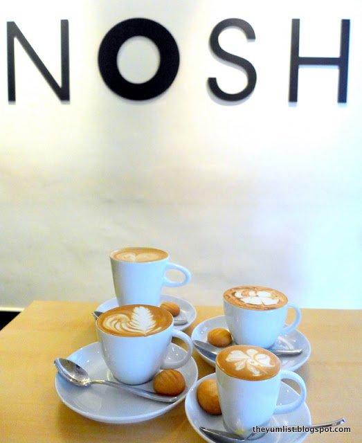 New Desserts, Nosh, Bangsar, Kuala Lumpur, Malaysia