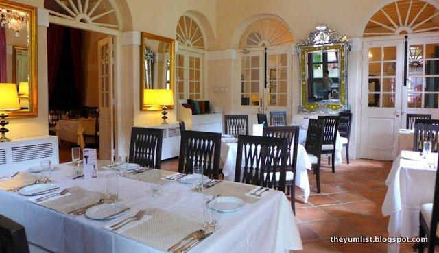 Suffolk House Restaurant, Penang