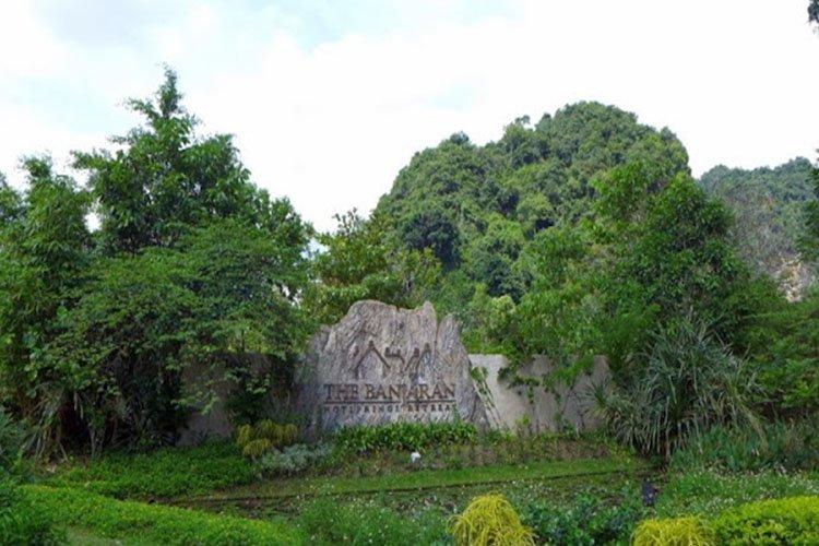Pomelo, The Banjaran, Ipoh, Malaysia