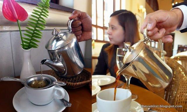 The Strand, Afternoon Tea, Yangon, Myanmar