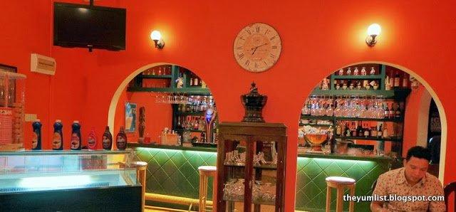 L'Opera, Italian Restaurant and Bar, Yangon, Mynamar