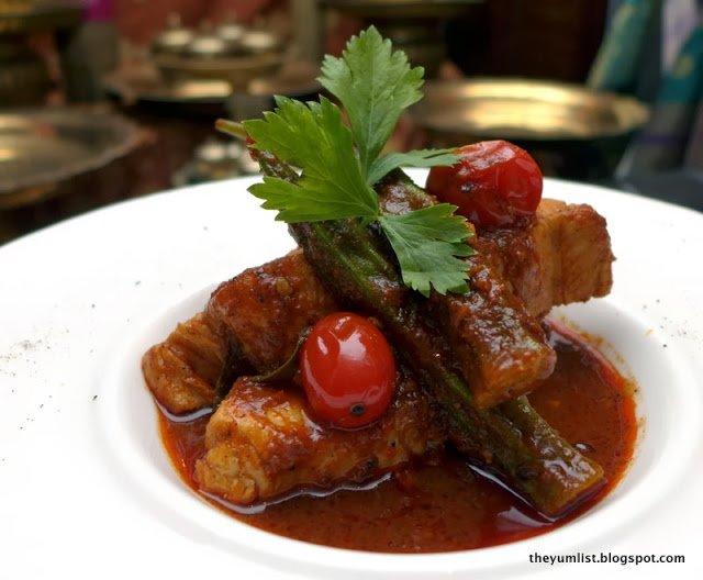Enak KL, Starhill, Kuala Lumpur, Malay fine dining