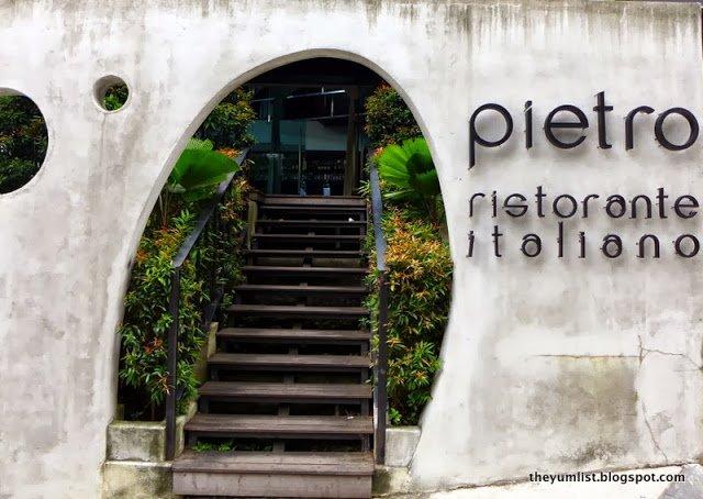Pietro, Ristorante Italiano, Damansara, Kuala Lumpur, Malaysia
