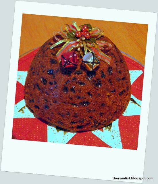 Mum's Christmas Cake and Pudding Recipe