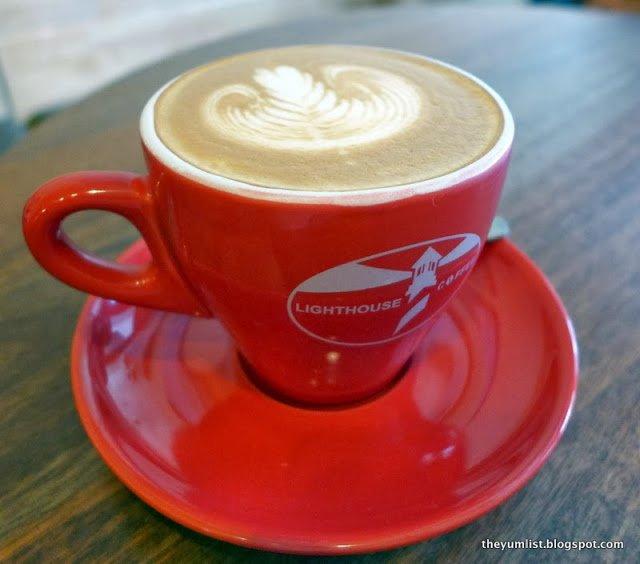 Lighthouse Coffee, Georgetown, Penang