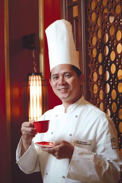 Chef Mok Kit Keung, Executive Chef Shang Palace, Kowloon Shangri-La, Hong Kong