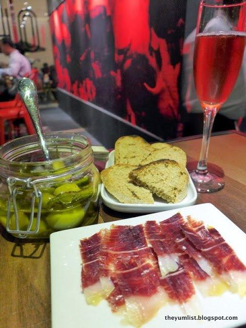 best spanish food in KL