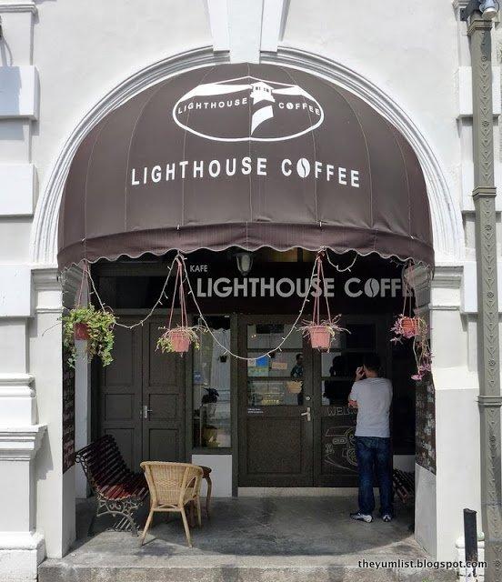 Lighthouse Coffee, Georgetown, Penang, Malaysia
