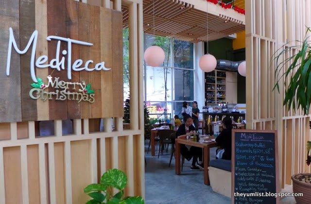 Mediteca, Bubbly Brunch, Fraser's Place, Kuala Lumpur, Malaysia