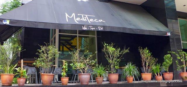 Mediteca, Bubbly Brunch, Fraser's Place
