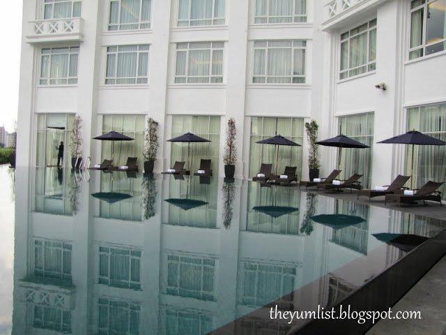 best hotels kl