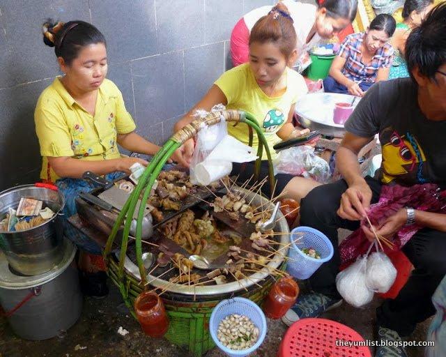 best food in Yangon