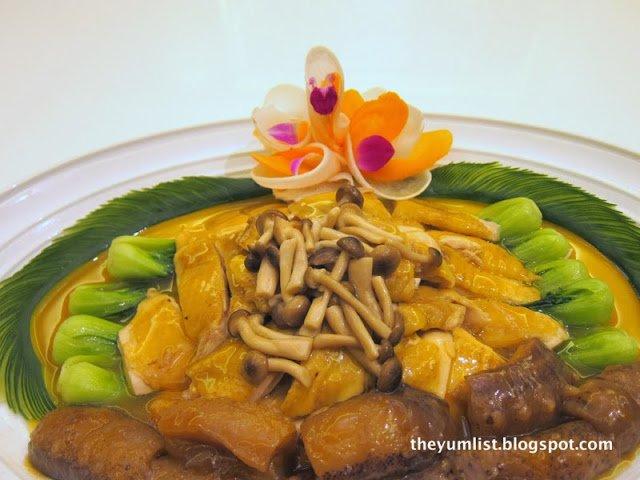 Lai Po Heen Restaurant, Mandarin Oriental Kuala Lumpur, authentic Cantonese cuisine, Chinese New Year set menu, Yee Sang, award winning restaurant, Year of the Horse, superior ingredients,