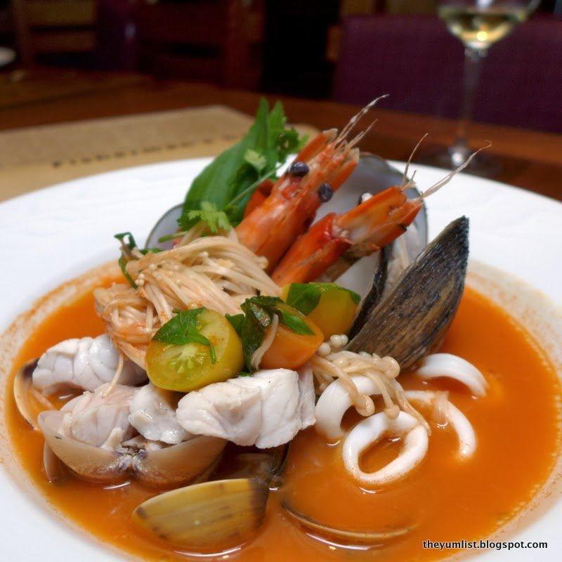 fisherman's cove signature seafood soup