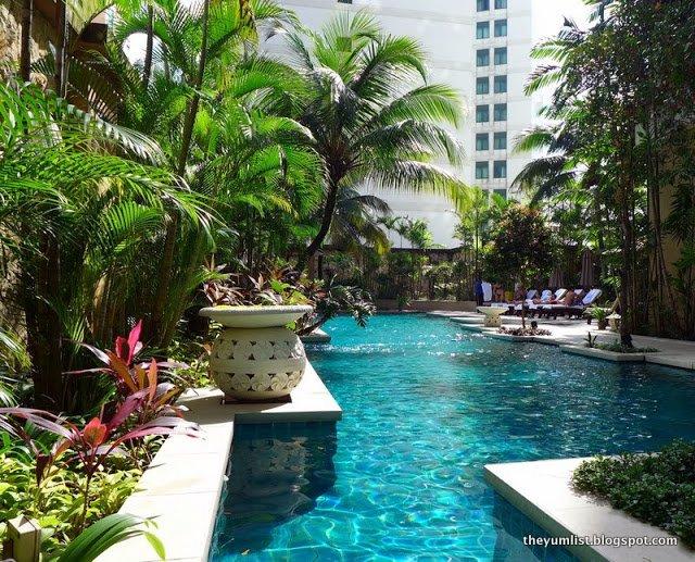 best spas malaysia, luxury spa, ytl