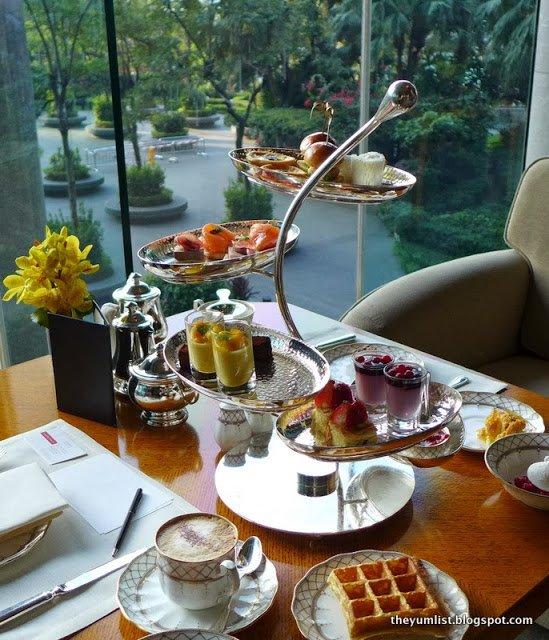best afternoon tea in hong kong