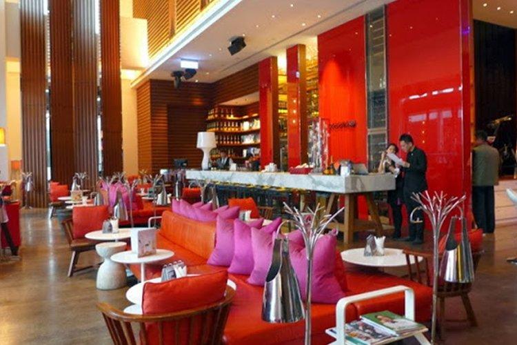 Woo Bar W Taipei Taiwan The Yum List