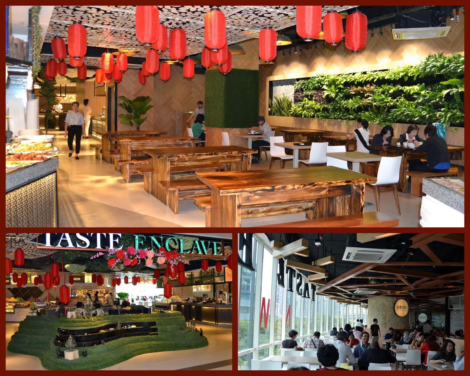 Taste Enclave at Avenue K, Kuala Lumpur, Malaysia