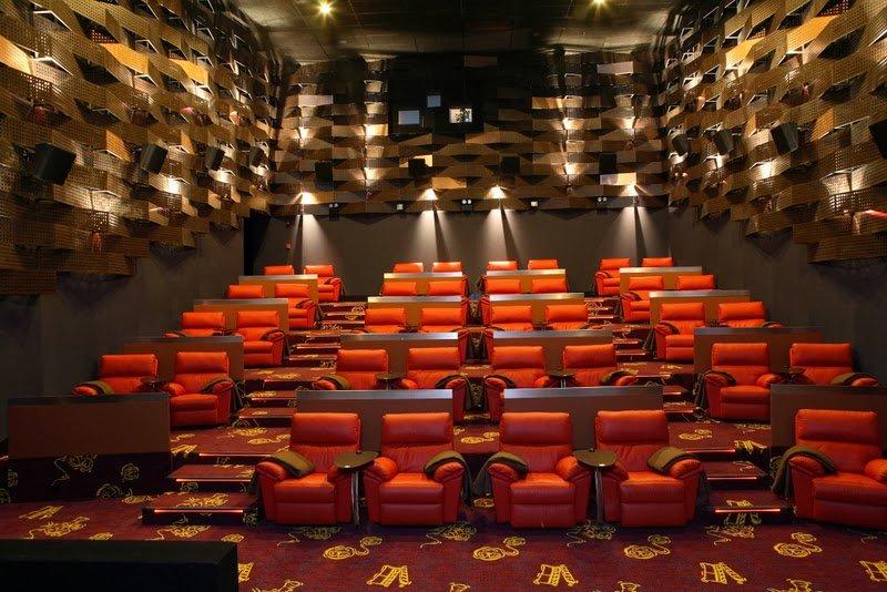 pavilion, movies