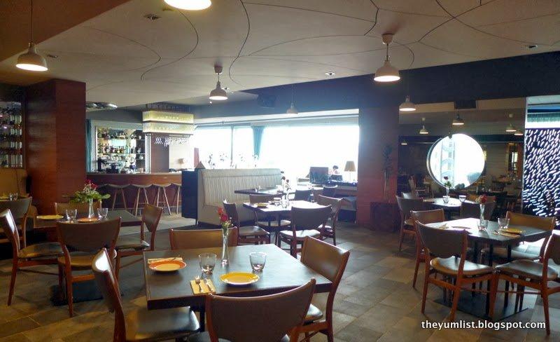 Italian Restaurant In Bsc