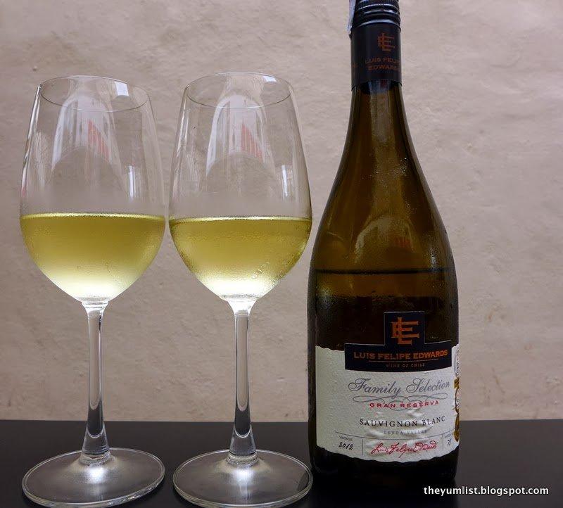 Kết quả hình ảnh cho luis felipe edwards gran reserva sauvignon blanc