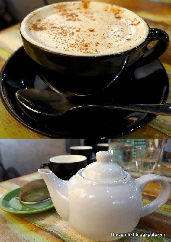 Urbean, Avenue K, Kuala Lumpur, coffee, healthy, vegetarian, western