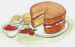 Victoria Sandwich… An old English Treat!